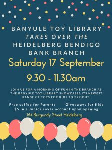Banyule Toy Library Web flyer